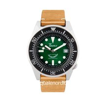 Squale 026 Squale 1521 Green Professional Limited 2020 新的