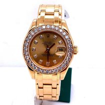 Rolex Lady-Datejust Pearlmaster 69298 usados