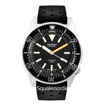 Squale 鋼 42mm 自動發條 026 Squale 1521 Militaire Limited Edition Polish 新的