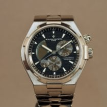 Vacheron Constantin Overseas Dual Time 47450/B01A-9227 Very good Steel Automatic Finland, Helsinki