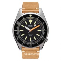 Squale Steel 42mm Automatic 026 Squale 1521 Militaire Limited Edition Blasted new