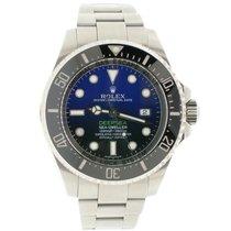 Rolex Sea-Dweller Deepsea Steel 44mm Blue United States of America, New York, New York