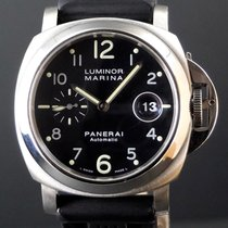 Panerai Luminor Marina Automatic Acier 44mm Noir Arabes France, Aix en Provence