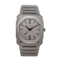 Bulgari Octo Titanium 40mm Grey Arabic numerals United States of America, Pennsylvania, Bala Cynwyd