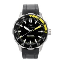 IWC Aquatimer Automatic 2000 Steel 44mm Black No numerals United States of America, Pennsylvania, Bala Cynwyd