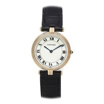 Cartier Trinity Yellow gold 30mm White Roman numerals United States of America, Pennsylvania, Bala Cynwyd