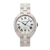 Cartier Or blanc 40mm Remontage automatique WGCL0006 occasion
