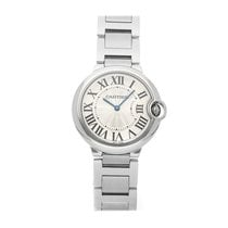 Cartier Ballon Bleu 36mm W69011Z4 pre-owned