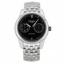 Glashütte Original Senator Hand Date new 2020 Automatic Watch with original box and original papers 39-58-01-02-14