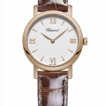 Chopard 127387-0201 Růžové zlato 2021 Classic 28mm nové