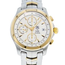 TAG Heuer Link CJF2150 2010 pre-owned