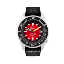 Squale 1521 Squale Red Passion 2020 new