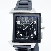 Jaeger-LeCoultre Reverso Squadra World Chronograph Céramique Noir Arabes France, Paris