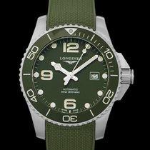 Longines HydroConquest Steel 43.00mm Green United States of America, California, Burlingame