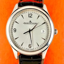 Jaeger-LeCoultre Master Control Date Acero 40mm Plata