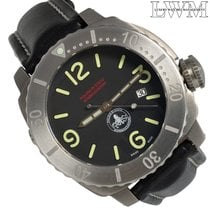 Squale Steel 46mm Automatic pre-owned