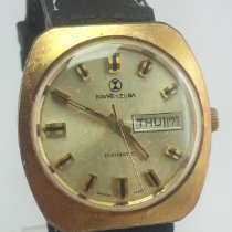 Favre-Leuba Vintage Favre-Lueba Duomatic Day & Date Automatic Swiss Made 1960 pre-owned