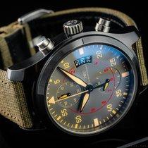 IWC Pilot Chronograph Top Gun Miramar IW388002 Bardzo dobry Tytan 46mm Automatyczny Polska, Warszawa
