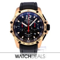 Chopard Superfast Or rose 45mm Noir