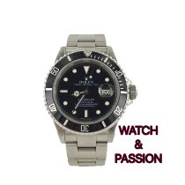 Rolex Submariner Date 16610 2009 подержанные