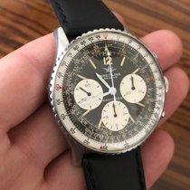 Breitling Navitimer Steel 41mm Black No numerals