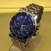 Zenith El Primero Chronograph pre-owned 40mm Blue Chronograph Date