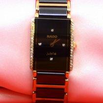 Rado Diastar Yellow gold 18mm Black United States of America, New York, New York