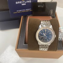 Breitling A17326211C1A1 Acier 2019 Navitimer 41mm occasion