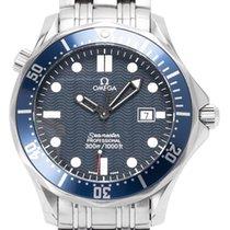 Omega Seamaster Diver 300 M Stal 41mm