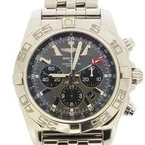 Breitling Chronomat GMT Acero 47mm Gris Sin cifras España, ALICANTE
