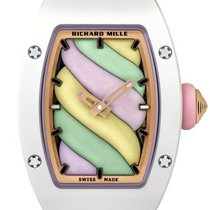 Richard Mille RM 07 Ceramic 45.32mm Gold No numerals United States of America, New York, New York