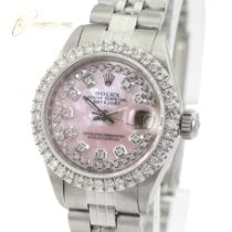 Rolex Lady-Datejust Steel 26mm Silver No numerals United States of America, California, Sherman Oaks