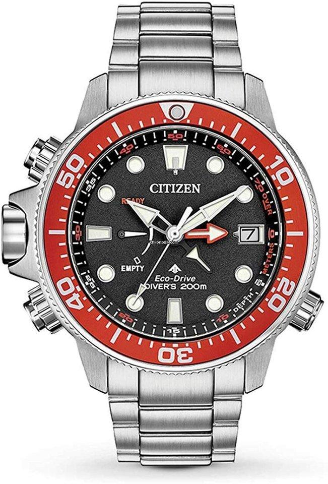 Citizen Promaster Marine bn2039-59e new