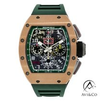 Richard Mille RM 011 Titanium 42mm Grey Arabic numerals