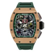 Richard Mille RM011 Titanium 2008 RM 011 42mm pre-owned United States of America, New York, New York
