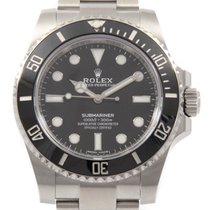 Rolex Remontage automatique Noir 40mm occasion Submariner (No Date)