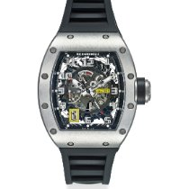 Richard Mille RM 030 White gold 50mm Transparent Arabic numerals United States of America, New York, New York
