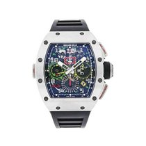 Richard Mille RM 011 Titanium 50mm United States of America, New York, New York