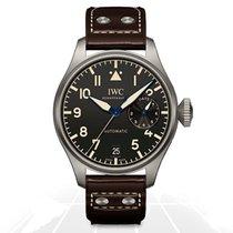 IWC Big Pilot новые Автоподзавод Часы с оригинальными документами и коробкой IW501004