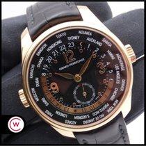 Girard Perregaux WW.TC 49865-52-651-BA6A 2016 pre-owned