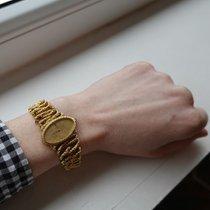 Corum Żółte złoto Kwarcowy corum bracelet używany Polska, ZIELONA GÓRA