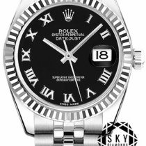 Rolex Lady-Datejust Steel 31mm Black United States of America, New York, New York