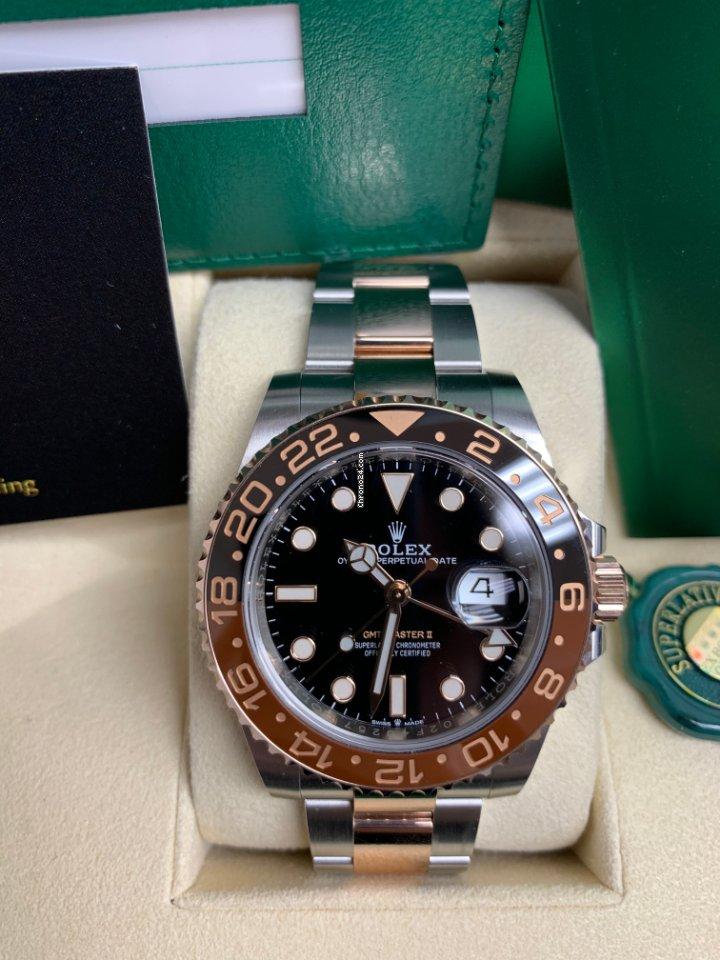 Rolex GMT-Master II 126711CHNR 2021 new