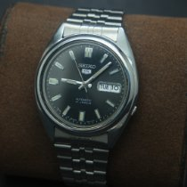 Seiko Steel 38mm Automatic pre-owned UAE, 903