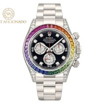 Rolex Daytona White gold 40mm Black