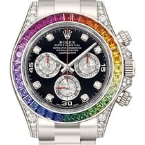 Rolex Daytona White gold 40mm Black United States of America, New York, New York