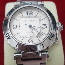 Cartier Pasha Seatimer Acero 40mm España, Armilla