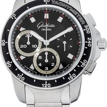 Glashütte Original Sport Evolution Chronograph 39-31-43-03-14 nouveau