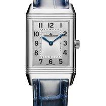 Jaeger-LeCoultre Reverso Classic Medium Duetto neu Handaufzug Uhr mit Original-Box und Original-Papieren Q2588422