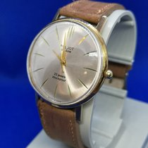 Poljot pre-owned Manual winding 36mm Mother of pearl